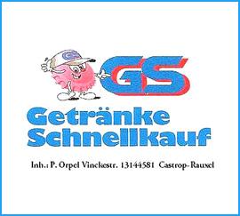 GS - Getränke Schnellkauf