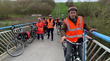 Radtour Ickern
